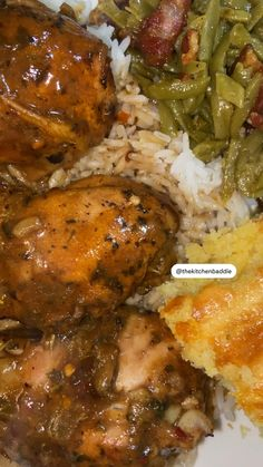 Southern Recipes, Southern Meals, Southern Dinner, Tandoori Masala, Soul Food Meals, Soul Food Recipes, Food Obsession, Food Goals, Food Cravings
