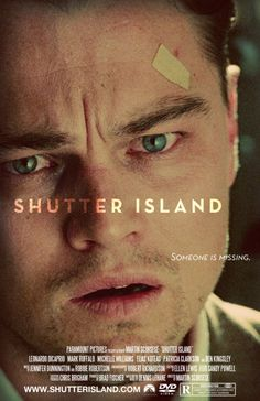 Shutter Island (2010) ~ Alternative Movie Poster by Benjamin Capazo #amusementphile