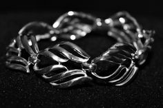 a picture of sterling silver bracelets