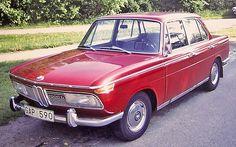 BMW 2000ti by PLCjr, via Flickr