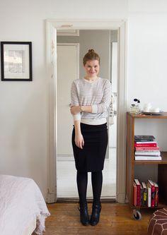 Pencil skirt - Kaikki mitä rakastin | Lily.fi