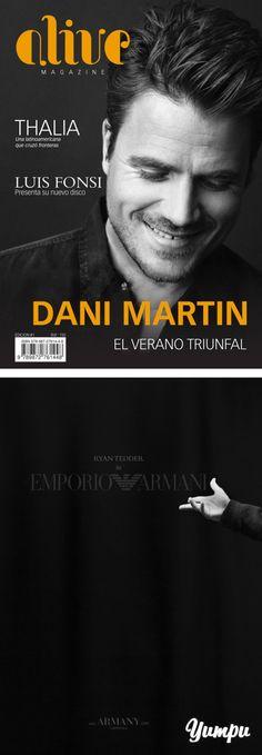 Revista Alive / DANI MARTIN-DANI MARTIN