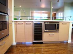 Traditional Kitchens from James Howard : Designers' Portfolio 3351 : Home & Garden Television  microwave