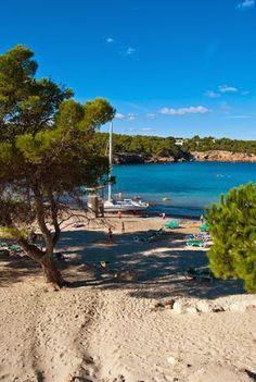 Cala Portinax #Ibiza #España #Spain