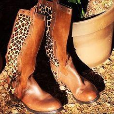 Steve Madden Shoes - STEVE MADDEN Leather Boots