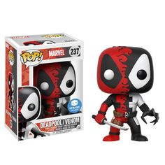 Pop in a Box Snags Exclusive Deadpool/Venom Pop! Vinyl and Dorbz