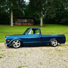 Chevy C10 Pickup..........
