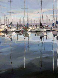 """""""G Dock"""" by Kaethe Bealer"""
