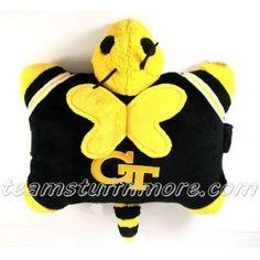 It's a Buzz pillow pet!  Cute!