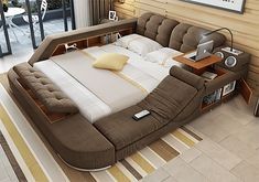 Multifunctional Furniture, Smart Furniture, Living Room Furniture, Unusual Furniture, Furniture Layout, Furniture Ideas, Antique Furniture, Modern Furniture, Bedroom Furniture Design