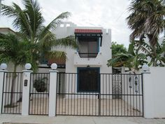 private home $136/night walking distance to the beach, not really in the city. close to isla mujeres ferry