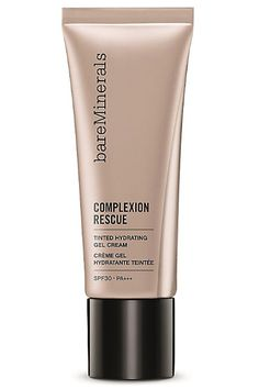 Best Foundation For Dry Skin: 10 To Help You Achieve A Flawless Finish - bareMinerals Complexion Rescue Tinted Hydrating Cream, £26 from InStyle.com