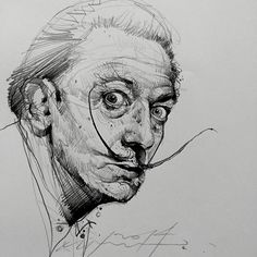 """""""A true artist is not one that is inspired but one who inspires others."""" Salvador Dali"""
