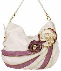 WHITE  FAUX LEATHER HANDBAG BAG PURSE TOTE SHOULD STRAP #ShoulderBag