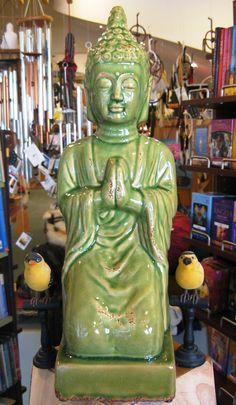 A Spring Buddha--for your garden?