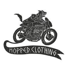 Mopped Clothing Shirt Design on Behance