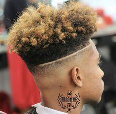 Hair for black men