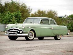 1953 Packard Clipper Deluxe Club Sedan (2611-2665)