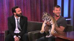 Dave Salmoni Brings #Cute Wild #Animals On Jimmy Kimmel Show - Part 2 - #JimmyKimmel