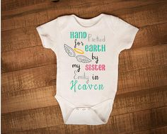 Your one stop shop for all your baby outfits, toddler T-shirts, wooden sign and car decal needs! We have bodysuits and kids T-shirts for all occasions: baby shower gifts, cake smashes, photo shoots, birthdays, holidays, births, rainbow babies, Fathers Day, Mothers Day, molly bears,