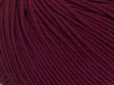 Superwash Merino Extrafine Dk Burgundy.Superwash Merino Extrafine is a DK weight, 100% extra fine Italian-style superwash merino wool making it extremely soft, as well as durable. High twist and smooth texture gives unbelievable stitch definition making this a good choice for any project that you want to show off your stitch work. Projects knit and crocheted in superwash merino extrafine are machine washable! Lay flat to dry. Do not bleach. Do not iron. 4 balls per bag. Not sold…