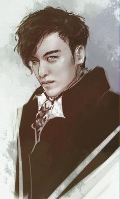 BigBang - TOP @deviantART