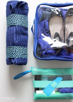 Organize This: Your Gym Bag | Personal Items