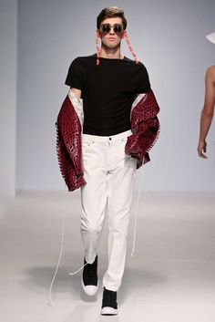 Tokyo James Spring-Summer 2018 | South Africa Menswear Week