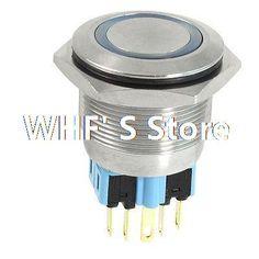 $17.87 (Buy here: https://alitems.com/g/1e8d114494ebda23ff8b16525dc3e8/?i=5&ulp=https%3A%2F%2Fwww.aliexpress.com%2Fitem%2F25mm-24VDC-Blue-Ring-LED-Light-Stainless-Latching-Push-Button-Switch-1NO-1NC%2F32315701937.html ) 25mm 24VDC Blue Ring LED Light Stai