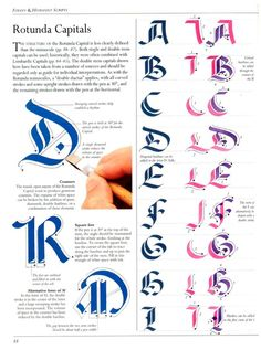 Calligraphy Lettering Alphabets Monogram Advertising Writing 50 Books CD The Art of Calligraphy / Hispanoamérica. Art of Calligraphy / Hispanoamérica. Calligraphy Tutorial, How To Write Calligraphy, Calligraphy Handwriting, Lettering Tutorial, Calligraphy Letters, Typography Letters, Caligraphy, Penmanship, Alphabet Letters