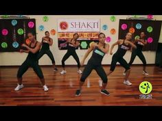 Choreographed by Noelle Jackson Dancers: Shani McGraham-Shirley, Zoe Arscott, Kerry-Ann Henry, Melissa Llewellyn, Zahra McGraham and Melisha McField You can . Zumba Videos, Zumba Workout Videos, Dance Videos, Dance Workouts, Tae Bo, Zumba Fitness, Pole Dance Moves, Pole Dancing, 30 Minute Cardio