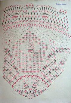Mimo Crochet: مفارش