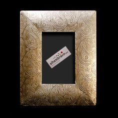Ethnic photo frame 25€