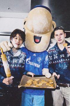 Schalke boys