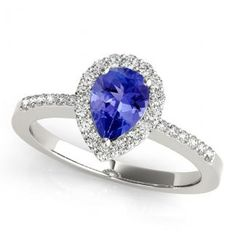 """Tanzanite is a gemstone that we often say is fit for royalty but fits the budget of the working man and women. Case in point, on March 9th 2017, Princess Kate of the English royal family wore Tanzanite jewelry in what People.com magazine called """"a stylish homage to the Queen's Sapphire Anniversary, which marks her..."""