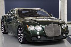Bentley Continental GT Speed Zagato (2008)