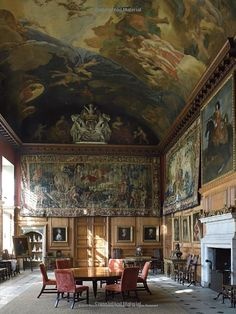 English Country House Interiors: Jeremy Musson, Paul Barker, Sir Roy Strong, Country Life