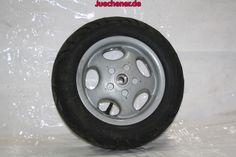 Vespa ET2 ET4 Hinterrad Felge Reifen  #Bremstrommel #Felge #Hinterrad #Rad #Reifen #Trommel #Trommelbremse