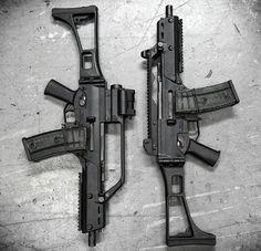 Twin Heckler & Koch G36C Find our speedloader now! http://www.amazon.com/shops/raeind