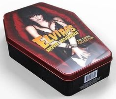 cool Elvira's Movie Macabre The Coffin Collection New DVD! Ships Fast! - For Sale