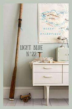 Farrow and Ball Light Blue