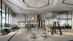 Fitness First Gravity Singapore | upscale fitness | power plates