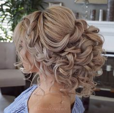 10 Romantic Hairstyles That You Will Want To Wear On Your Wedding Day – 10 romantische kapsels die je op je trouwdag wilt dragen – Romantic Hairstyles, Wedding Hairstyles For Long Hair, Wedding Hair And Makeup, Bride Hairstyles, Hair Wedding, Romantic Updo, Romantic Bridal Hair, Wedding Shoes, Wedding Updo With Braid