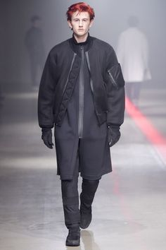 N.Hoolywood Fall 2016 Menswear Collection Photos - Vogue