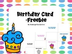 The cupcakes and writing come in blue, pink and black and white.  I hope you will find these useful!Letters A-Z Emergent ReadersLetter A Emergent Reader -FreebieOpen House Power Point Crayon Theme -Red Chevron editableSight Word Detectives -Rainbow Write, Print, and Color
