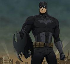 Batman America?