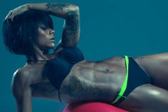 Massy 'Mankofit' Arias - The Best 52 Pics Of This NYC Personal Trainer (Dominican Trainer)