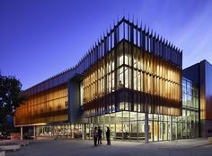 District of Columbia Public Library / The Freelon Group Architects.  Tenley Library is a welcoming civic building that provides a variety of spaces to meet a wide range of community needs. / ArchDaily #Library
