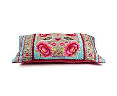 Pip studio oriental flowers cushion girl bedroom