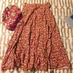"First Email  Vintage Midi Floral Skirt  Buttons down the front  Size Large  Waist Flat 14""  Length 33""  $15$4.99sh   #ShopMyCloset #daintyjewells  #BeApostolic #ApostolicAdvocate  #soulscripts #biblejournaling #MOPNext #atnapparel #AYC2016  #NGVDMOP #NYA2016  #wdyc16  #linderos2016 #MWYR16 #urkrv2016 #tbcnow #FLUPCI #clcx16 #ibcmusicfest16  #UrshanLive #MOYC16 #tsps_small #Pentecostal #ApostolicGirls #txhyc16 #NCYC16 #dressing4God #charismastar #thewildandfreeproject Selling for Friend. by…"